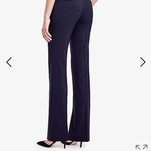 Ann Taylor Navy Suit Pants
